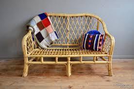 canap papasan banquette en rotin canap sofa divan canap papasan places en