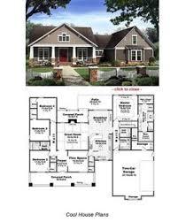 plan 4119wm four porches four bedrooms and a study bonus rooms