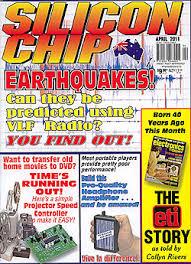 chip magazine silicon chip magazine 2011