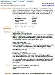 Sample Of Resume For Receptionist by Cover Letter Examples For Receptionist Administrative Assistant