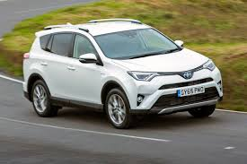 toyota rav4 hybrid 2016 business edition plus review by car magazine