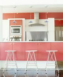 pink kitchen ideas kitchen metal cabinets magnificent home design