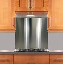 kitchen range backsplash amazon com broan sp3004 backsplash range hood wall shield 24 by