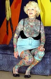 image 32833 isobel varley 71 tattooed senior woman world