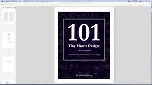 book preview 101 tiny house designs by michael janzen youtube