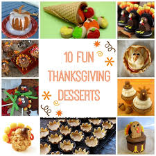 10 turkey and thanksgiving themed desserts modern homeschool