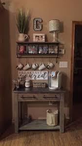 Home Design And Decor Images Best 25 Home Coffee Bars Ideas On Pinterest Home Coffee