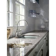 kohler k 6131 3 cp parq deck mount kitchen faucet with spray