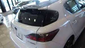 lexus ct200h f sport springs 2014 lexus ct200h f sport at lexus of chandler youtube