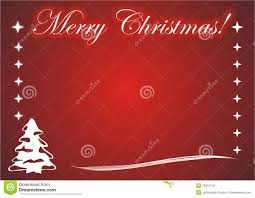 merry card photo frame stock vector image 16315746