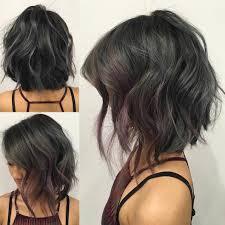 medium length angled hairstyles 90 sensational medium length haircuts for thick hair wavy angled