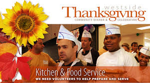 opportunities to volunteer in los angeles for thanksgiving 2012