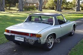 porsche 914 modified sold porsche 914 u0027targa u0027 coupe rhd auctions lot 37 shannons