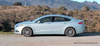 Ford Fusion Vs Honda Accord Reliability Review 2013 Ford Fusion Hybrid Video The Truth About Cars