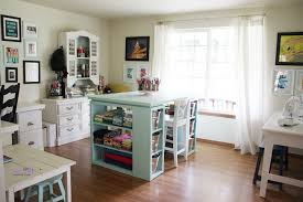 Modern Desk With Storage by Desk Crafting Desk With Storage Throughout Delightful Modern