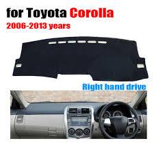 toyota corolla dash mat aliexpress com buy car dashboard cover mat for toyota corolla