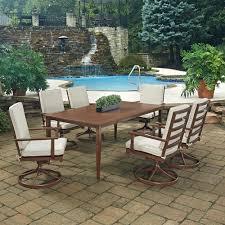Aluminum Patio Dining Sets - walker edison furniture company patio dining sets patio dining