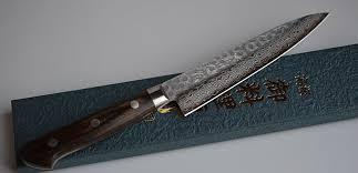 japanese kitchen knife petty damascus