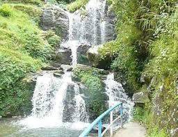 Rock Garden Darjeeling Waterfalls Cascading The Hillside Picture Of Barbotey Rock