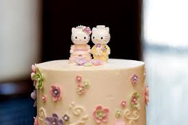 hello wedding cake topper wedding cake kirbie s cravings