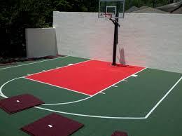 triyae com u003d install basketball court in backyard various design