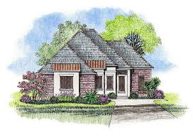 French Home Plans Beaumont Country French Home Plans Louisiana House Plans