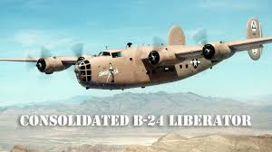 discovery channel great planes consolidated b 24 liberator