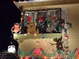 christmas lights displays on santa rosa u0027s walnut court
