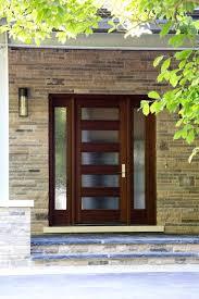 exterior doors glass entry door oak double front house designs