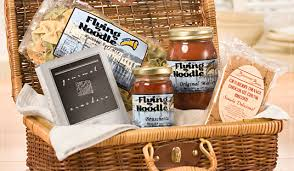 italian gifts italian gift baskets and gourmet gifts flying noodle the