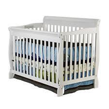 5 in 1 white convertible crib dream on me ashton baby bed ebay