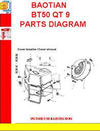 baotian bt50 qt 9 parts diagram download manuals u0026 technical