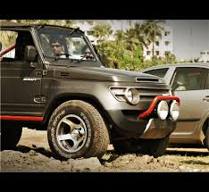 modified gypsy the mumbai autocar performance show page 3