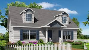Modular Home by Northampton I Cape Style Modular Homes