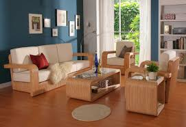living room awesome wood living room furniture for interior