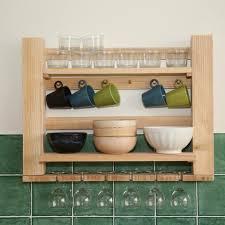bricolage cuisine étagère cuisine récup recyclage bois diy perso
