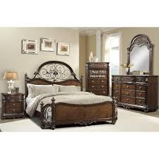 Cal King Bedroom Sets by Davis International 6 Piece California King Bedroom Set Rc