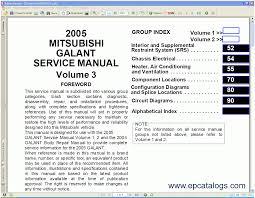 28 2005 mitsubishi galant manual 41662 2005 mitsubishi