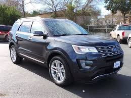 Ford Explorer Limited - ford explorer in kerrville tx ken stoepel ford lincoln