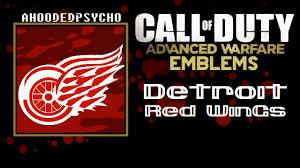 Red Wings Meme - detroit red wings nhl hockey cod advanced warfare emblem