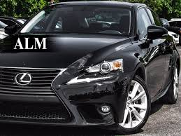 used lexus is 250 2015 used lexus is 250 4dr sport sedan automatic rwd at alm