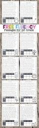 Flag Day Reading Comprehension Worksheets Best 25 2nd Grade Reading Passages Ideas On Pinterest Reading