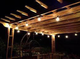 Patio Lighting Strings Phenomenal Operated Patio Lights Ideas Battery Operated Patio