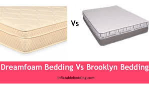 Dreamfoam Bedding Ultimate Dreams Dreamfoam Bedding Vs Brooklyn Bedding Which Is Right For You