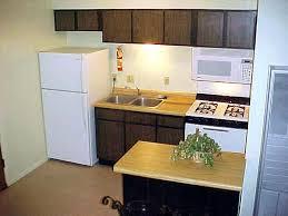 Studio Kitchens Don Quixote Apartments Albuquerque