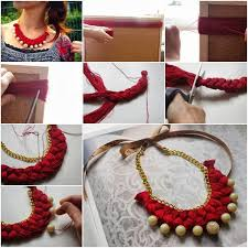 tutorial pearl necklace images 14 kinds of diy necklace tutorials for this season pretty designs jpg