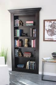 Wall Bookcase With Doors Secret Bookcase Door Secure Order Today