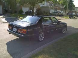 1992 bmw 7 series kevinseep 1992 bmw 7 series735i sedan 4d specs photos