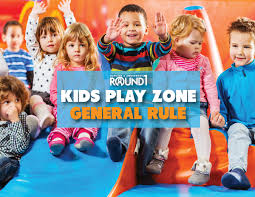 kids play zone round one entertainment inc