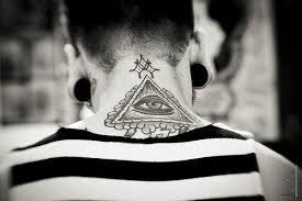 24 back neck tattoos for men